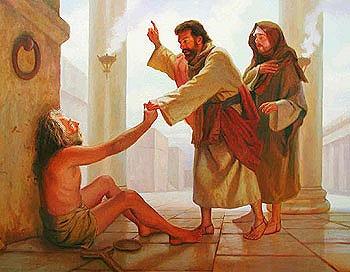 Healing Church (Acts 3:1-26)