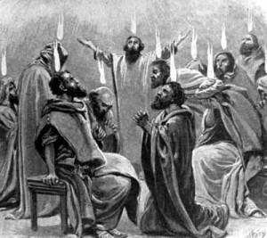 Pentecost (Acts 2:1-13)