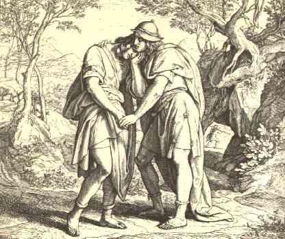 Overcomers (1 Samuel 23:15-29)