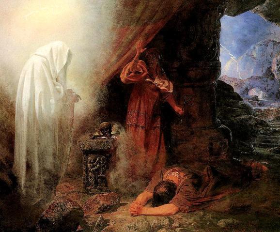 Grand Illusion (1 Samuel 28:1-25)